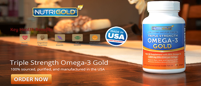 Omega 3 Gold Review