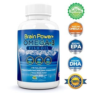 DHA Supplement Main