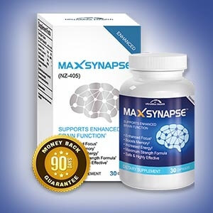 Max Synapse Brain Booster Featured