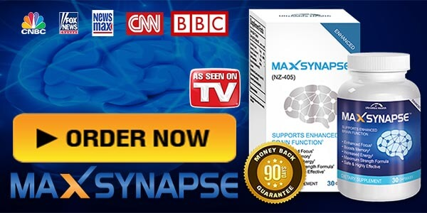 Max Synapse Brain Booster Footer