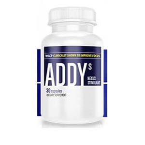 Addys Focus Brain Supplement