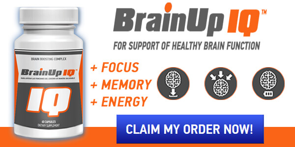 Brainup IQ Focus Enhancer