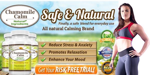 chamomile calm free trial