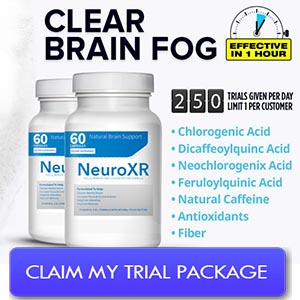 NeuroXR Natural Focus Stimulant